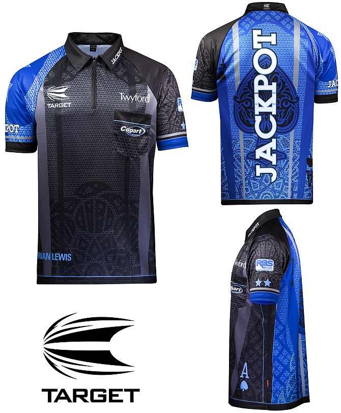 TARGET CP Shirt Adrian Lewis 2019