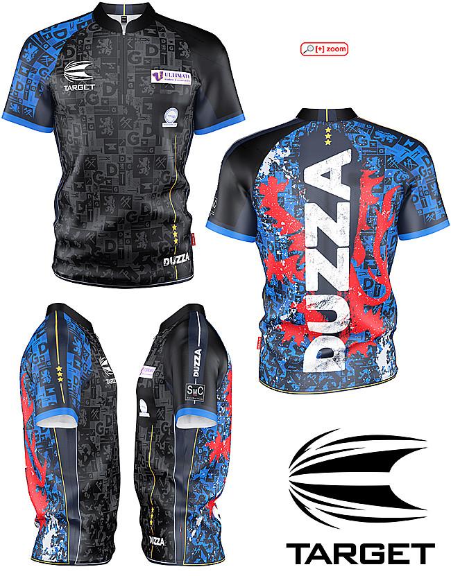 TARGET CP Shirt Glen Durrant 2021