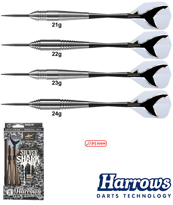 HARROWS Silver Shark