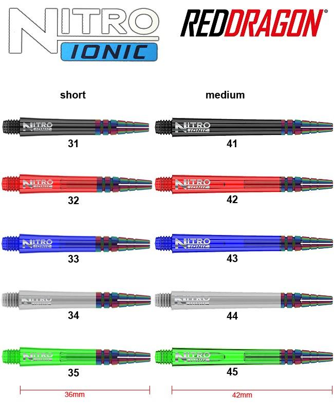 REDDRAGON Nitro Ionic Shafts