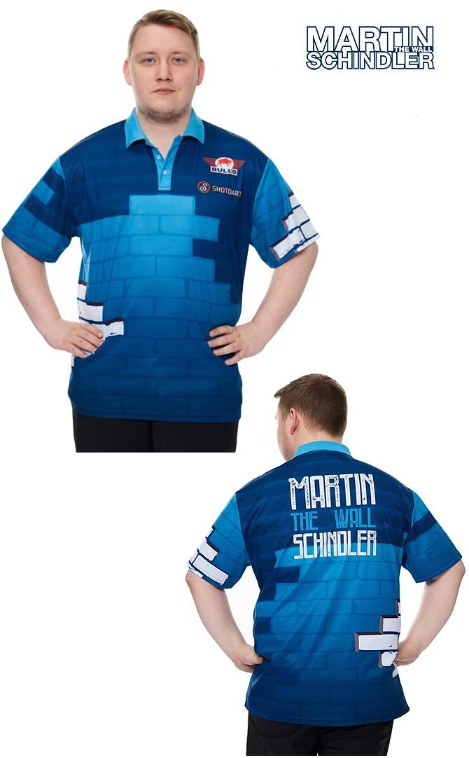 Martin Schindler Matchshirt