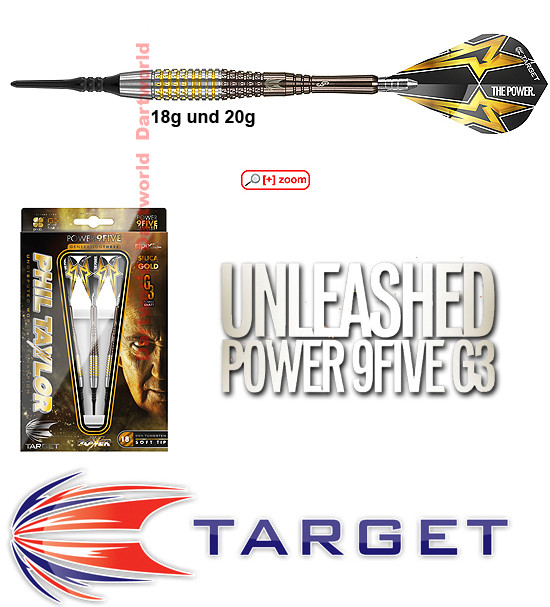 TARGET Power 9FIVE Gen 3 (Phil Taylor)