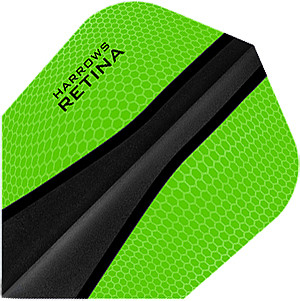 HARROWS Retina-X green