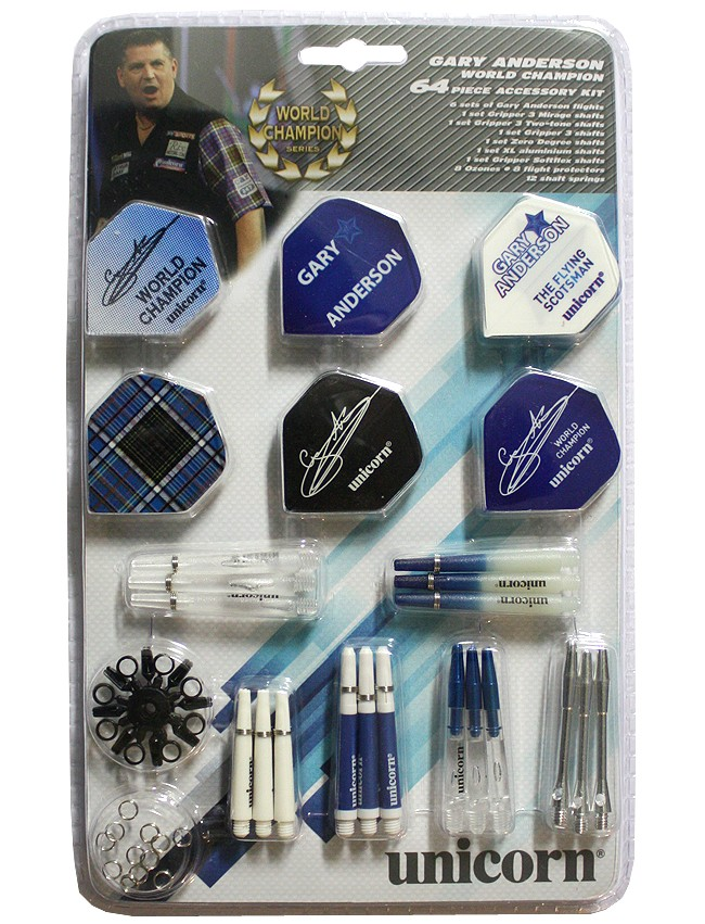 UNICORN Gary Anderson Accessory Kit