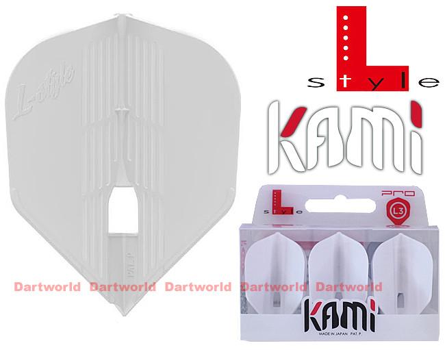L-STYLE L3KPro Kami Shape White