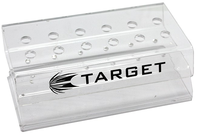 TARGET Perspex Counter Display