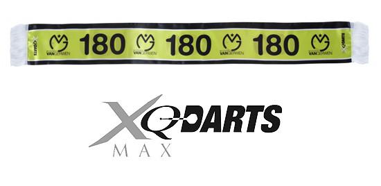 XQ-MAX Michael van Gerwen Fan Schal