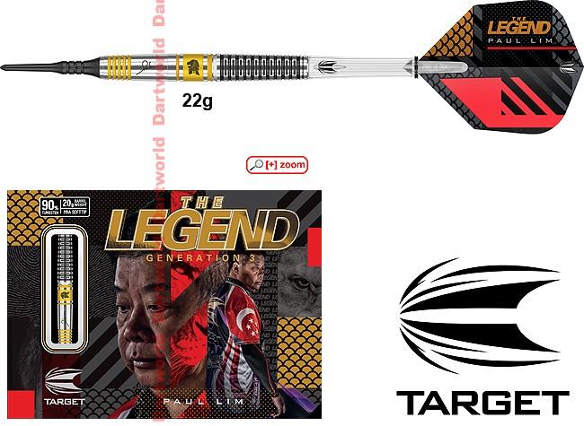 TARGET Paul Lim Legend G3