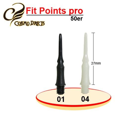 COSMO Fit Points Pro 50er Pack