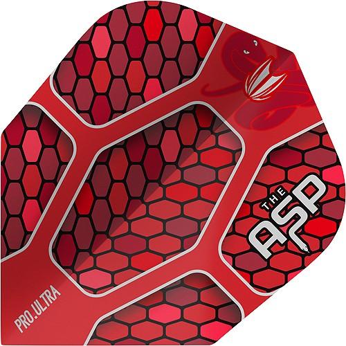 TARGET Nathan Aspinall Pro.Ultra Red No6