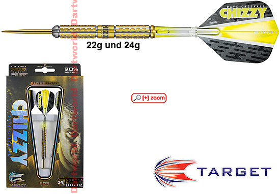 TARGET Chizzy Cortex (Dave Chisnall)