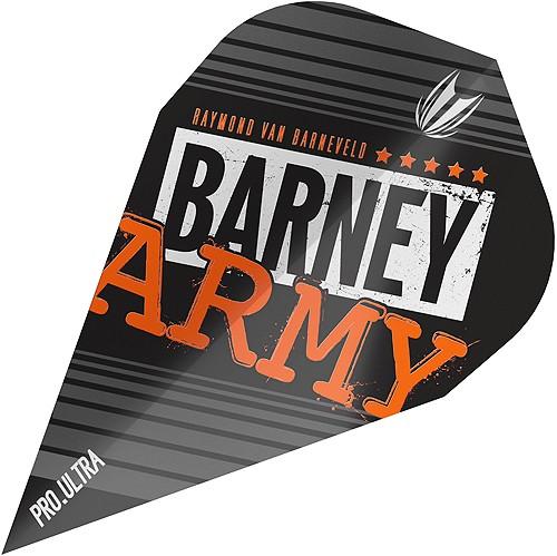 TARGET Barney Army Pro.Ultra Black Vapor