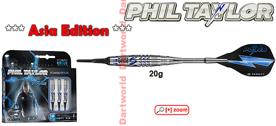TARGET 9FIVE 95% ASIA-EDITION (Phil Taylor)