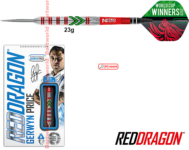 REDDRAGON Gerwyn Price World Cup Special Edition
