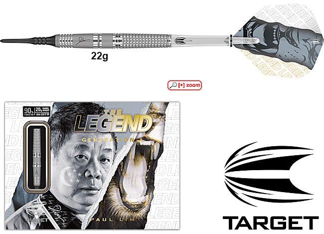 TARGET Paul Lim Legend G4 90%
