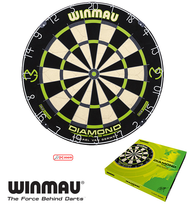 WINMAU MvG Diamond Edition (Michael van Gerwen)