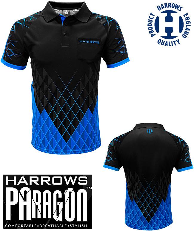 HARROWS Paragon Shirt Blue