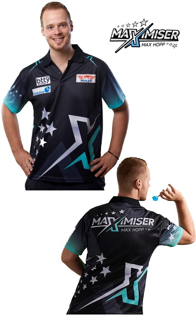 Max Hopp Matchshirt