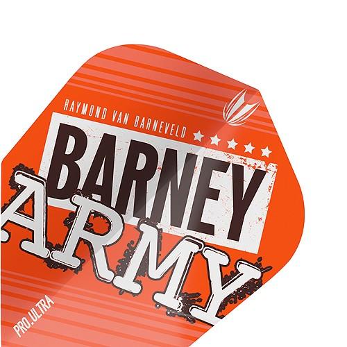 TARGET Barney Army Pro.Ultra Orange TEN-X