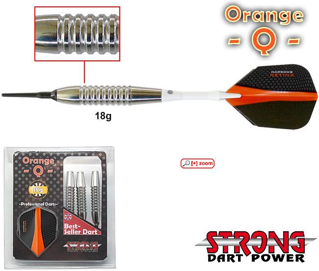 STRONG Orange Q