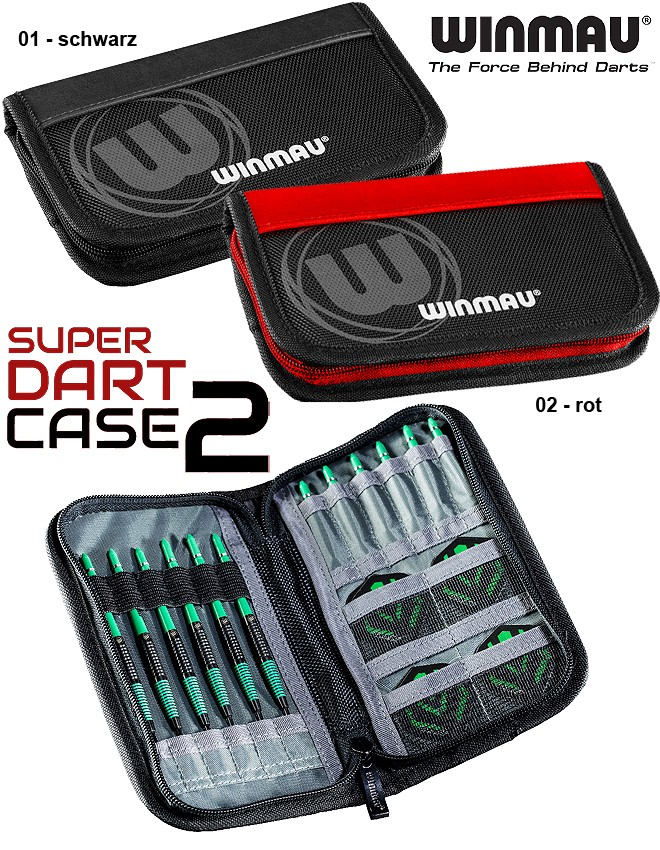 WINMAU Super Dart Case 2