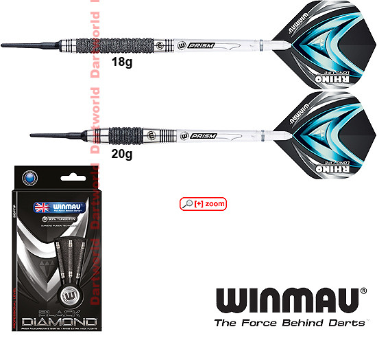 WINMAU Black Diamond